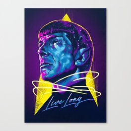 And Prosper Canvas Print