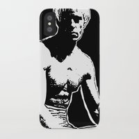 rocky horror picture show iPhone & iPod Cases featuring Rocky Horror (Rocky Horror Picture Show) by ACHE