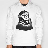spaceman Hoodies featuring SpaceMan by Juicebox Farley