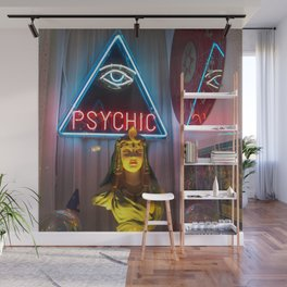 PSYCHIC Wall Mural