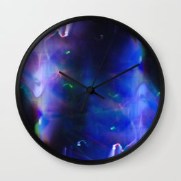4th dimensional beings Wall Clock