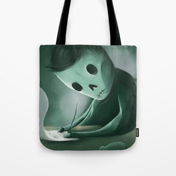 Unwritten Tote Bag