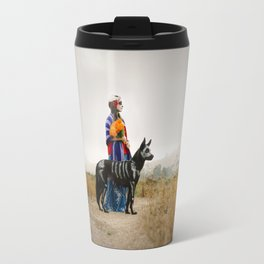 Day of the Dead Friends by The Labs & Co. Travel Mug