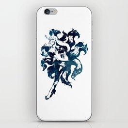 Challenger AHRI - League of Legends iPhone Skin