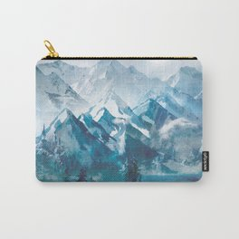 Towering Peaks Carry-All Pouch
