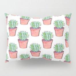 Cactus Cluster Pillow Sham