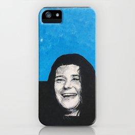 XXVII Janis iPhone Case