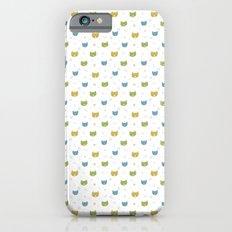 Cute Cats iPhone 6s Slim Case