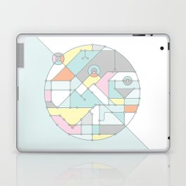 Circuit Laptop & iPad Skin
