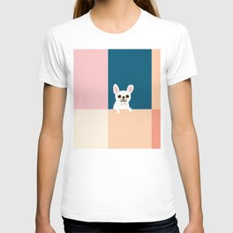 Little_French_Bulldog_Love_Minimalism_001 T-shirt