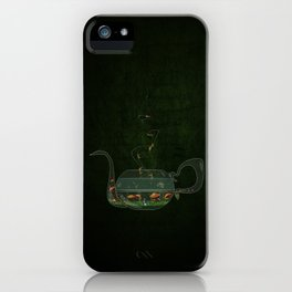 Mad for Tea iPhone Case