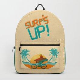 Surf UP!!! Backpack