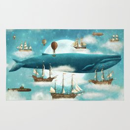 Ocean Meets Sky - revised Rug
