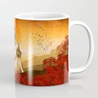 fire emblem awakening Mugs featuring Awakening by Diogo Verissimo