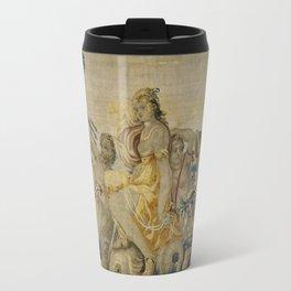 Tapís d'Amfitrite i Posidó  Travel Mug