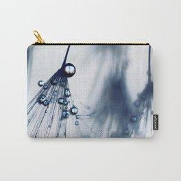 dandelion - blue Carry-All Pouch