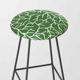 Branches - green Bar Stool