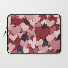 Heart of Hearts Laptop Sleeve