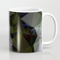 warrior Mugs featuring WARRIOR by ED design for fun