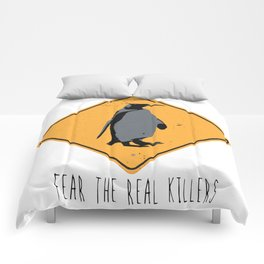 Fear the Real Killers - Penguin Comforters