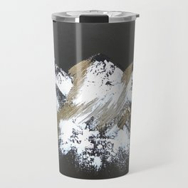 Gold Mountains Travel Mug