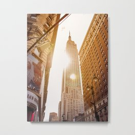 Empire forever Metal Print