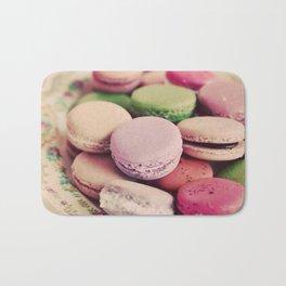 Sweet Macarons Bath Mat