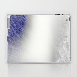 """Between Navy and White"" Laptop & iPad Skin"