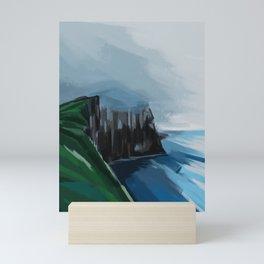 Cliffs of Moher Mini Art Print