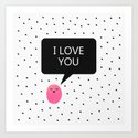 I Love You by elisabethfredriksson
