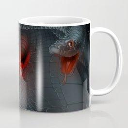 Medusa's Lament, the Eye of the Gorgon Coffee Mug