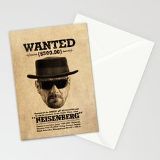 Wanted Stationery Cards
