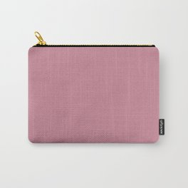 Puce Pink Carry-All Pouch