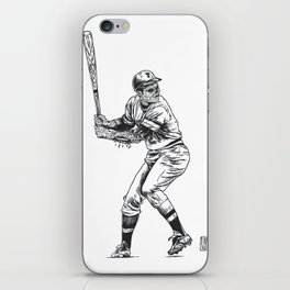 Clemente Lives! iPhone Skin