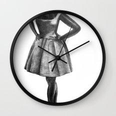 Tiny Dancer Wall Clock