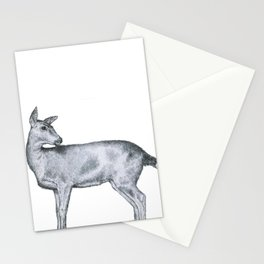 oh deer! well, these things happen, we'll fix it; never fear! Stationery Cards