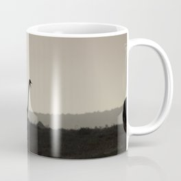 Dawn of The Ostrich Coffee Mug