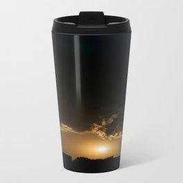 Communicative pollution Metal Travel Mug