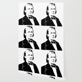 Johannes Brahms (1833 – 1897) in 1853 Wallpaper