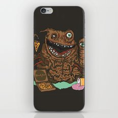 Terror Vision iPhone & iPod Skin