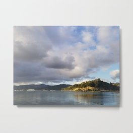 The Mouth of Andersons Bay Metal Print
