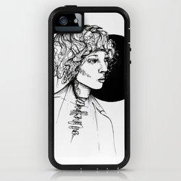 Dark Matter iPhone Case