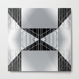 Modulo 158-A Metal Print
