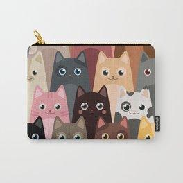 Cats Pattern Tasche