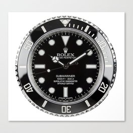 114060 Submariner Canvas Print