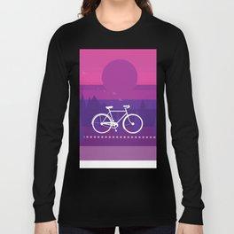 B I K E Long Sleeve T-shirt