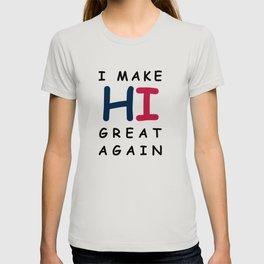 I make Hawaii great again T-shirt