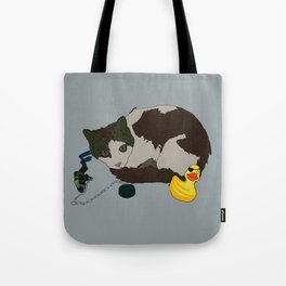 Lenny and Duckie! Tote Bag