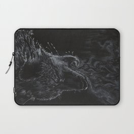 Wolf - The Uneasy Chill Laptop Sleeve