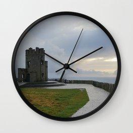 Irish Sky Wall Clock